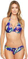 Figleaves Palm Springs Underwired Strapping Bikini Top