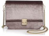 KC JAGER Jenner Velvet Shoulder Bag - Bloomingdale's Exclusive
