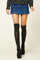 Forever 21 Over-The-Knee Socks - 2 Pack