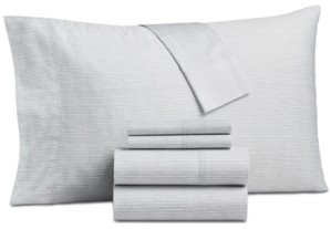 Charter Club Closeout! 4-Pc. Queen Sheet Set, 325-Thread Count 100% Cotton, Created for Macy's Bedding