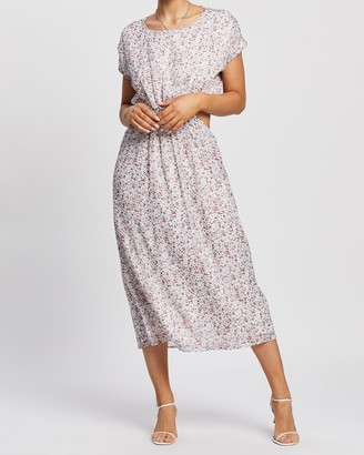 Atmos & Here Melinda Midi Dress