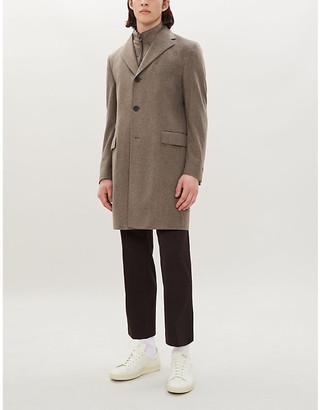 Corneliani ID cashmere coat