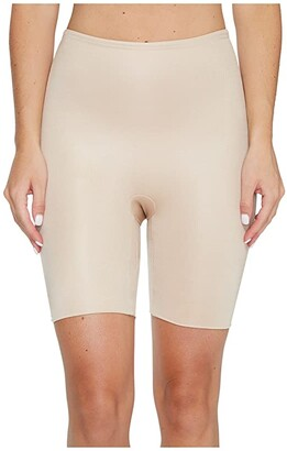 Spanx Power Conceal-Her Mid-Thigh Short (Natural Glam) Women's Underwear