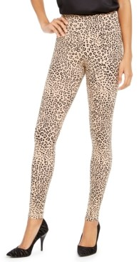 INC International Concepts Inc Leopard-Print Leggings, Created for Macy's