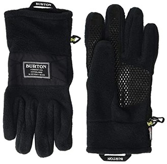Burton Ember Fleece Glove (True Black 3) Extreme Cold Weather Gloves
