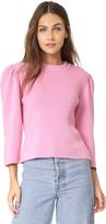 Nina Ricci Chunky Knit Sweater