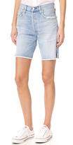 Citizens of Humanity Liya High Rise Classic Fit Shorts
