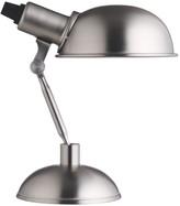 Tommy brushed metal desk lamp