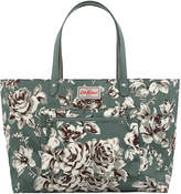 Cath Kidston Etched Floral Reversible Shoulder Tote