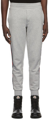 Moncler Grey Jersey Lounge Pants