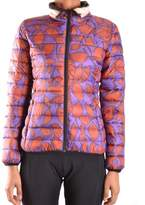 Just Cavalli Women's Multicolor Polyester Down Jacket.