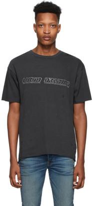 Alchemist Grey Lucid Dreams Crystal T-Shirt