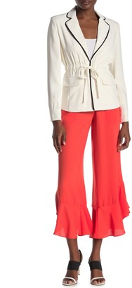 Rachel Roy Ruffled Culotte Pants