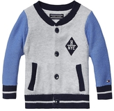Tommy Hilfiger Final Sale-Th Baby Varsity Cardigan