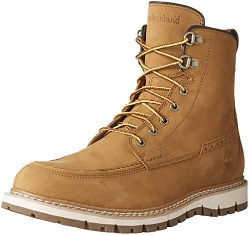 49a4f8484e5 Men's Britton Hill Moc Toe Fashion Boots,7 M US