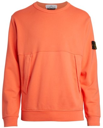 Stone Island Fleece Crew Sweater
