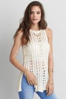 American Eagle Outfitters AE Easy Open Stitch Sweater