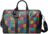 Gucci Medium GG Psychedelic carry-on duffle