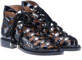 Toga Pulla 'polido Cutout' Sandals