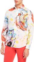 Ganesh Printed Sport Shirt