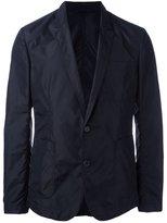 Ami Alexandre Mattiussi unlined deconstructed jacket - men - Polyamide - 48