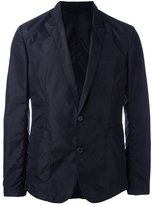Ami Alexandre Mattiussi unlined deconstructed jacket