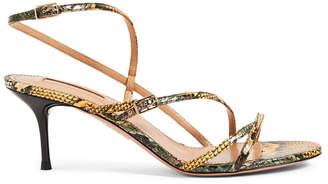 Aquazzura carolyne sandal 60mm