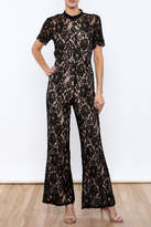 Do & Be Lace Pants Jumpsuit