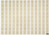 Chilewich Stitch Rectangle Placemat - Gold