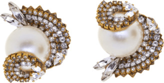 Erickson Beamon Delicate Balance Earrings