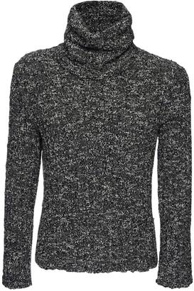 Dolce & Gabbana Wool Knit Turtleneck Sweater