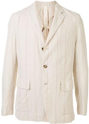 Forme D�expression 3B striped blazer