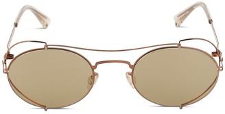 Mykita X Maison Margiela Aviator Frame Sunglasses