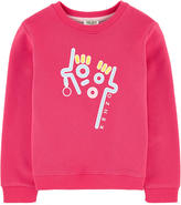 Kenzo Mini Me graphic sweatshirt