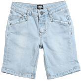 Karl Lagerfeld Stretch Denim Shorts