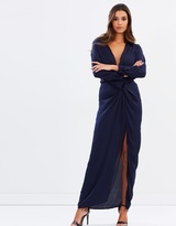 Positano Nights Maxi Dress