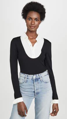 Moschino Collar Detail Sweater