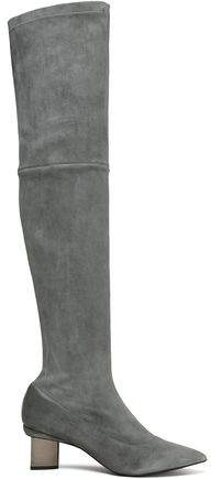 Nicholas Kirkwood Suede Over-The-Knee Bootsx