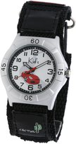 Cactus CAC Boys Watch with dial and Racing Car Velcro Strap CAC-32-M01