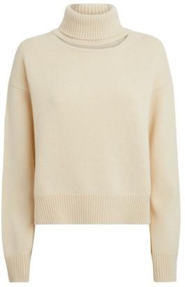 REJINA PYO Cut-Out Peyton Sweater