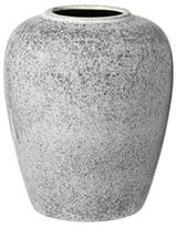 LOMBOK Dobrak Ceramic Vase In Blue
