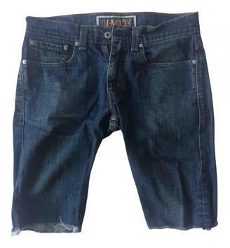 Levi's Navy Denim - Jeans Shorts