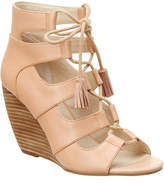 Seychelles Delirious Leather Wedge Sandal