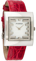 Pippo Perez Diamond Watch