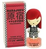 Gwen Stefani Harajuku Lovers Wicked Style Lil' Angel by Eau De Toilette Spray 1 oz / 30 ml for Women