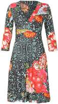 Izabel London **Izabel London Multi Green Dress