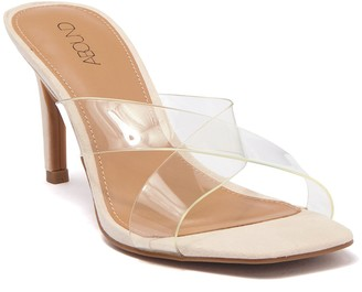 Abound Bea Clear Strap Dress Sandal