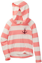 Billabong Right Back Pullover Hoodie (Little Girls & Big Girls)
