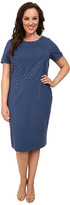 Mynt 1792 Plus Size Studded Dress