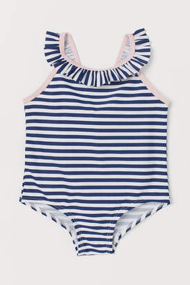 H&M Swimsuit with frills
